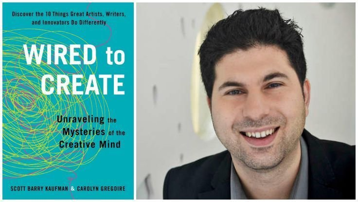First Look: Scott Barry Kaufman&rsquo;s New Book, <em>Wired to Create</em>